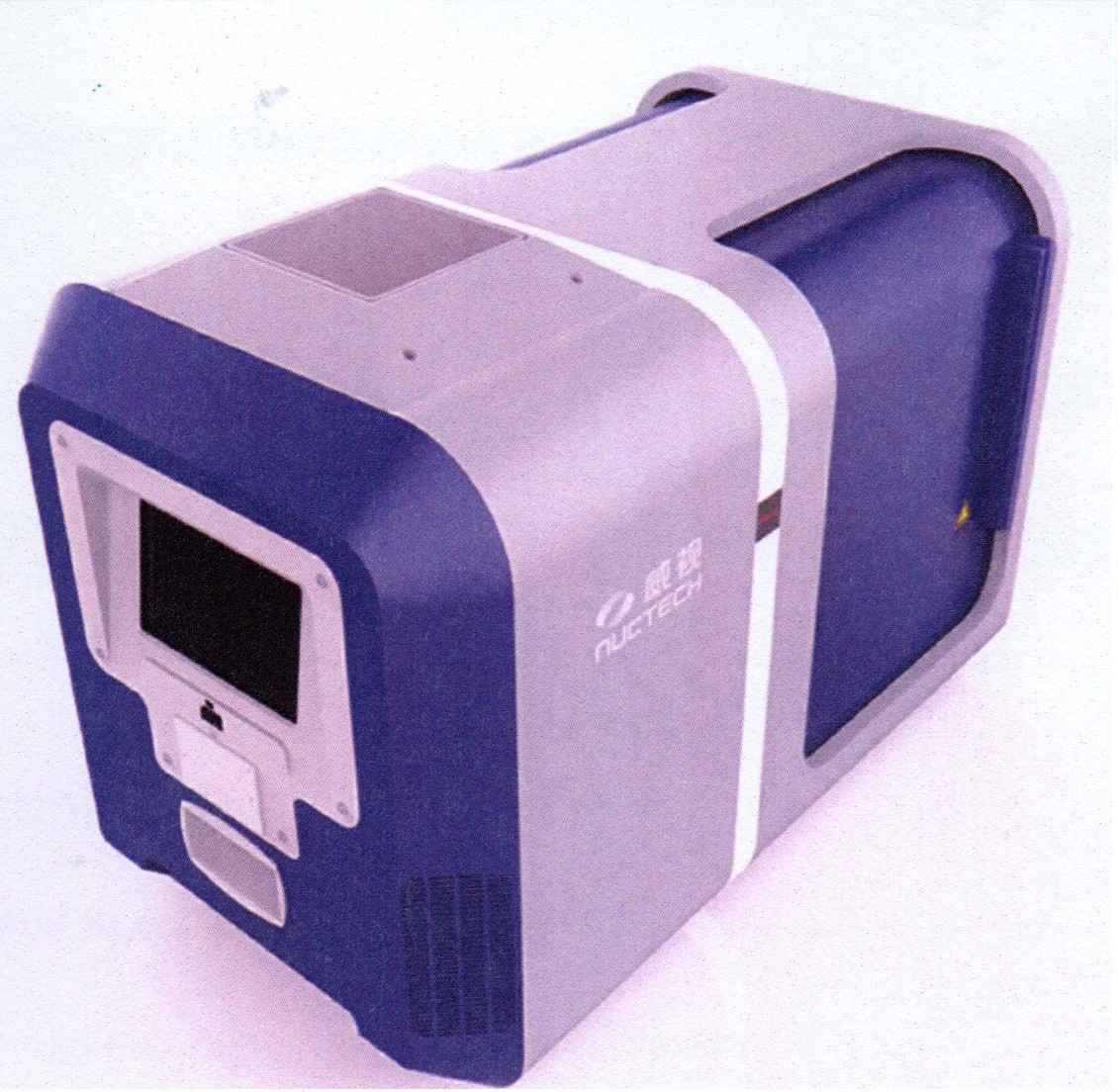 Explosive-and-Narcotice-Trace-Detector